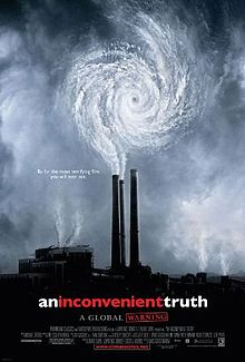 Poster Art for An Inconvenient Truth